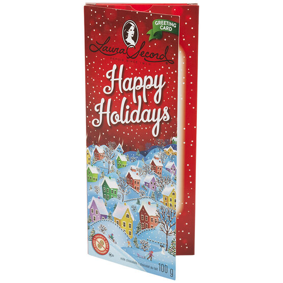Laura Secord Greeting Card - 100g