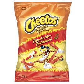 Cheetos Crunchy - Flamin' Hot - 310g
