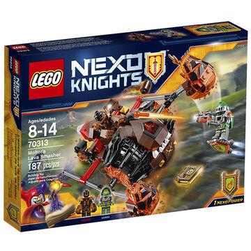 Lego Nexo Knights - Moltor's Lava Smasher