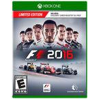 Xbox One Formula 1 Launch Edition