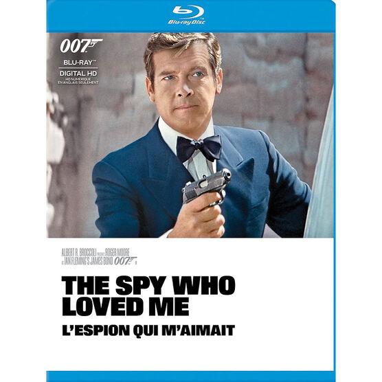 The Spy Who Loved Me (1977) - Blu-ray