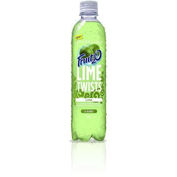 Fruit 2O Lime Twists - Lime - 502ml