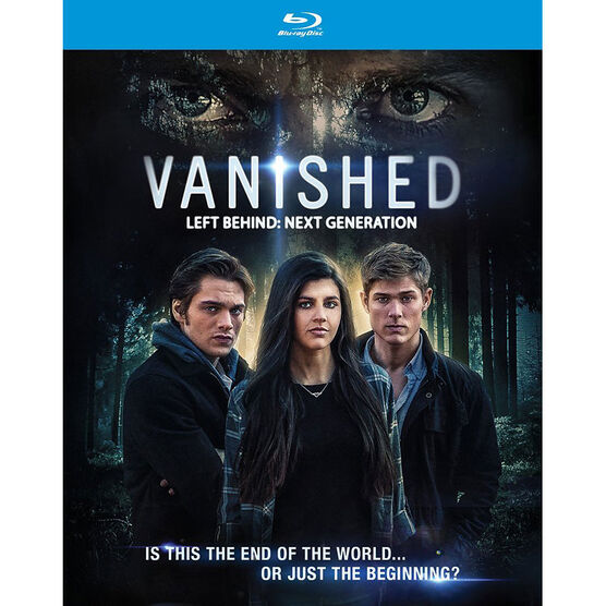 Vanished: Left Behind: The Next Generation - Blu-ray