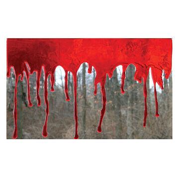 Halloween Drops of Blood Window Clings
