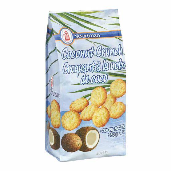 Voortman Mini Cookie Crunch - Coconut - 350g