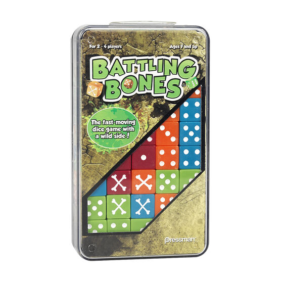 Battling Bones Dice Game