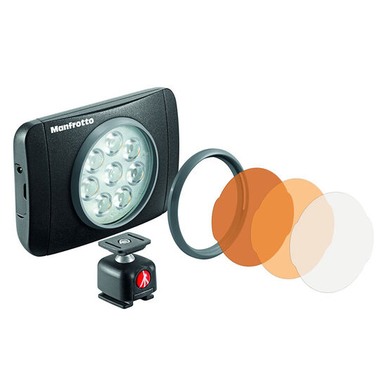 Manfrotto LUMIE Muse 8 LED - MLUMIEMUB