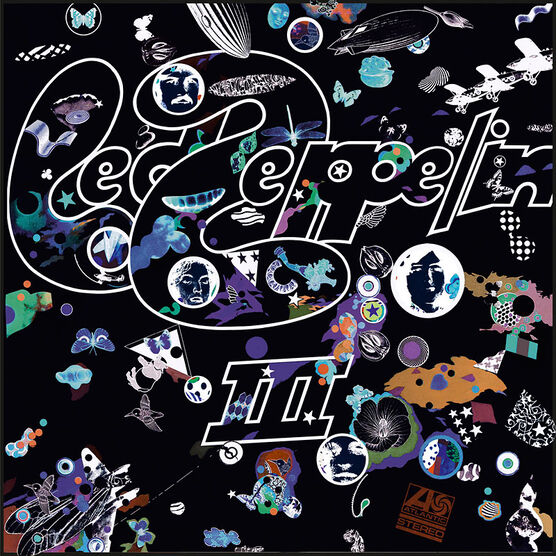 Led Zeppelin III - Remastered Original CD