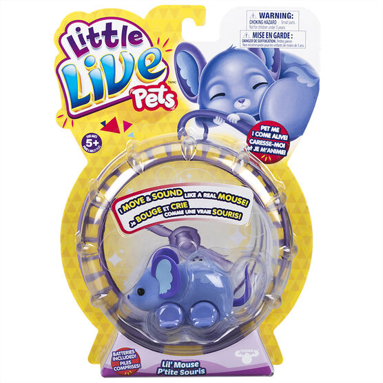 Little Live Pets - Lil' Mouse