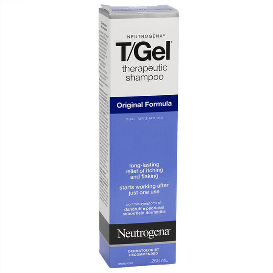 Neutrogena T/Gel Shampoo - 250ml