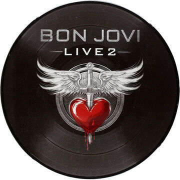Bon Jovi - Live 2 - Vinyl - London Drugs