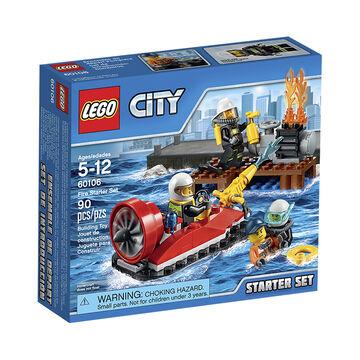 Lego City - Fire Starter Set