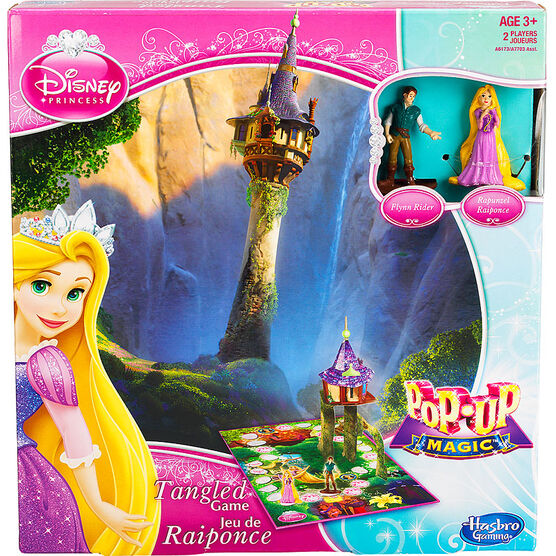 Disney Princess Pop-Up Magic Game - Assorted