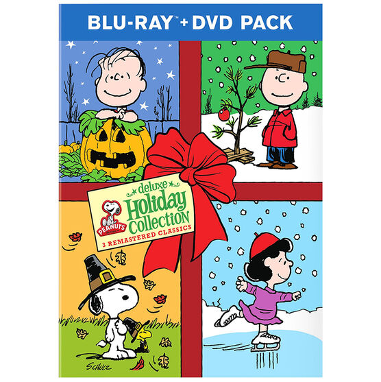 Peanuts Holiday Collection - Blu-ray