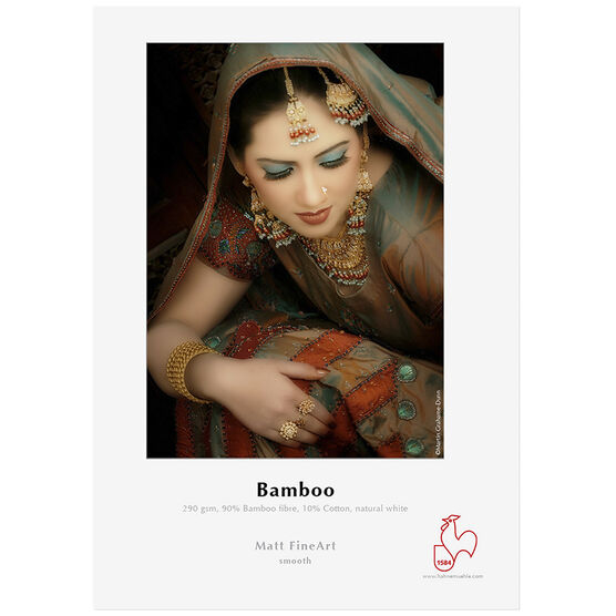 Hahnemuhle Bamboo 290gsm - 8.5 x 11inch - 25 sheets