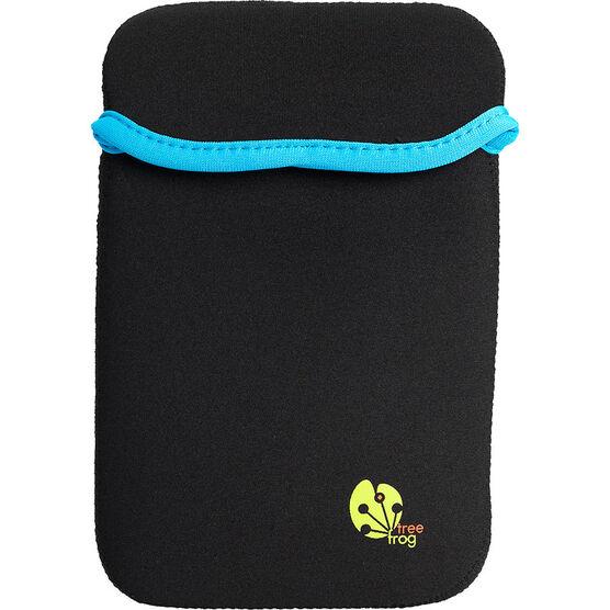 Tree Frog Neoprene 7inch Tablet Sleeve - Blue - KTB1370B-7IN