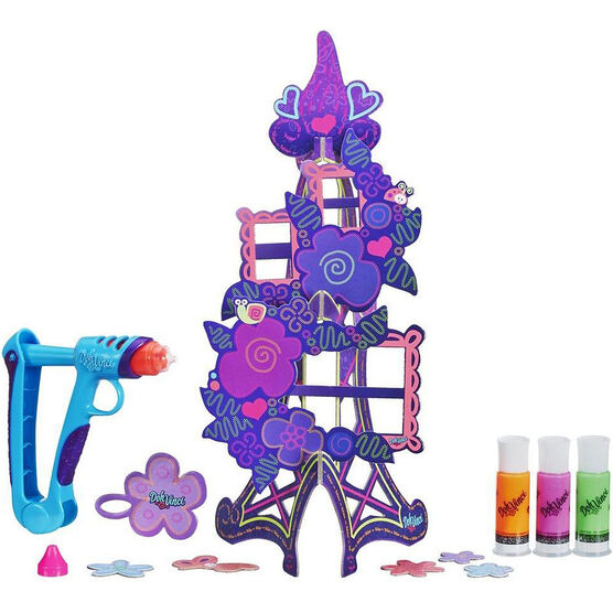 DohVinci Flower Tower Picture Frame Kit