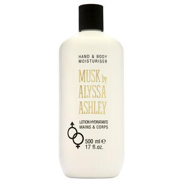 Alyssa Ashley Musk Lotion - 500ml