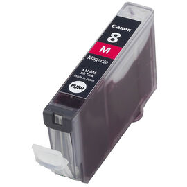 Canon CLI-8M Ink Cartridge - Magenta - 0622B002