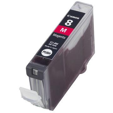 Canon CLI-8M Ink Cartridge - Magenta - 0622B002