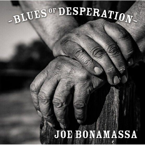 Joe Bonamassa - Blues of Desperation - CD