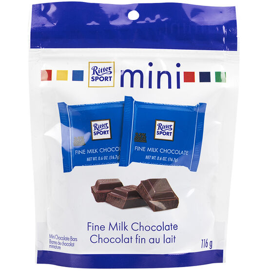 Ritter Sport Mini - Milk Chocolate - 116g
