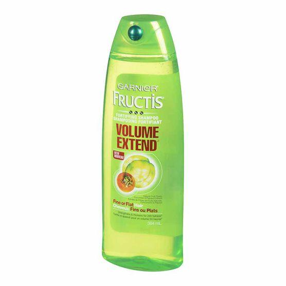 Garnier Fructis Volume Extend Fortifying Shampoo - 384ml