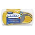 Dr. Scholl's Custom Fit Orthotic Insoles - CF110 - M6.5/W7.5