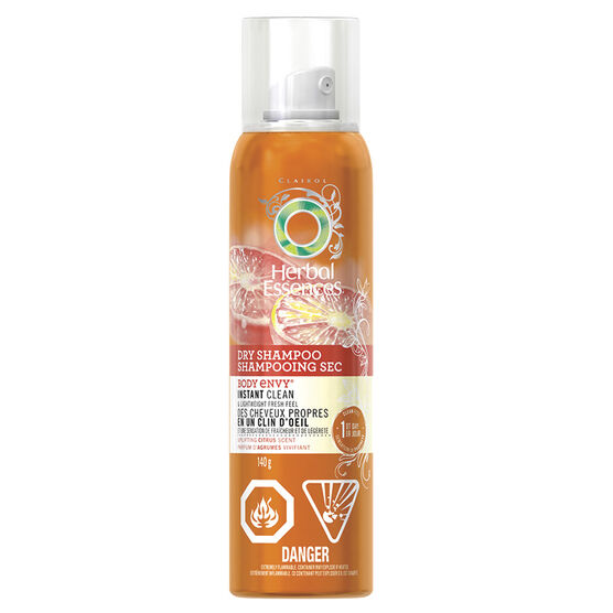 Herbal Essence Dry Shampoo Body Envy - 140g