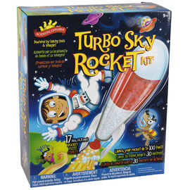 Scientific Explorer - Turbo Sky Rocket Kit
