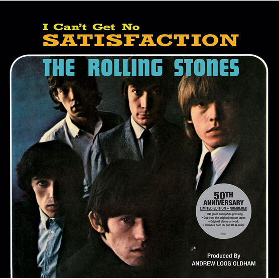 The Rolling Stones - (I Can't Get No) Satisfaction (Limited Edition Single) - Vinyl