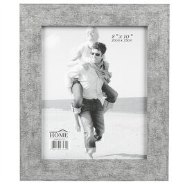 London Home Grey Goosebumps Frame - 8x10
