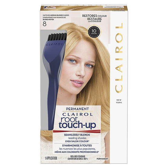 Clairol Nice 'N Easy Root Touch Up - 8 Medium Blonde