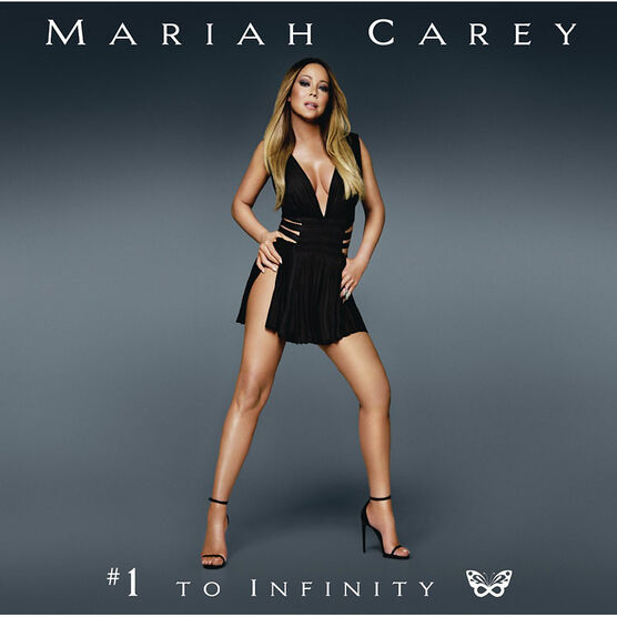 Mariah Carey - #1 To Infinity - CD