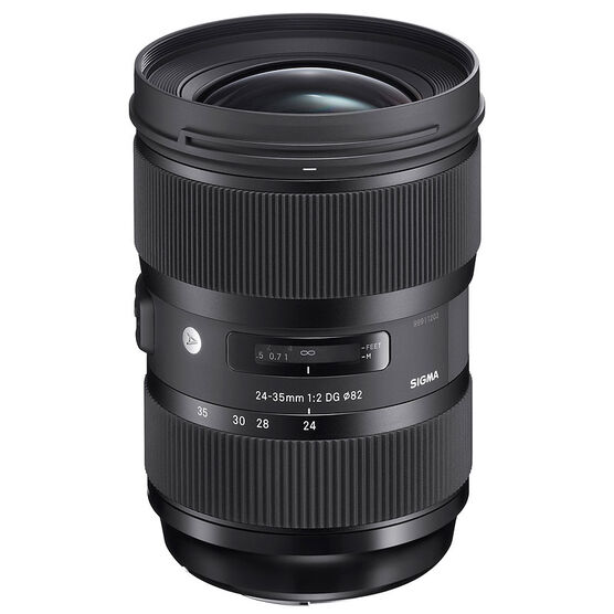 Sigma A 24-35mm F2 DG HSM Lens for Nikon - A2435DGHN