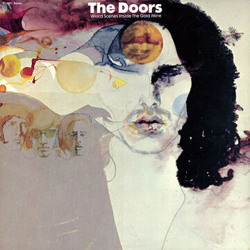 The Doors - Weird Scenes Inside The Gold Mine - 2 LP Vinyl