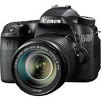 Canon EOS 70D with 18-135mm STM Lens - 8469B017