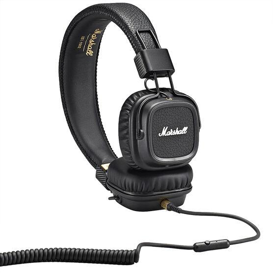 Marshall Major II Headphones - Black