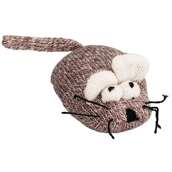 Sock Pals Cat Toy - Mouse