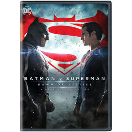 Batman v Superman: Dawn of Justice - DVD