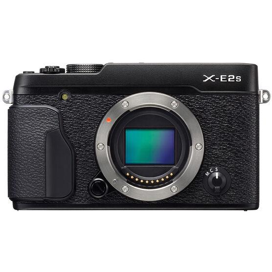 Fujifilm X-E2S Body - Black - 600016029