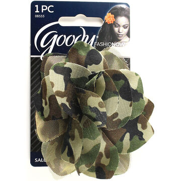 Goody FashioNow Camo Flower Salon Clip