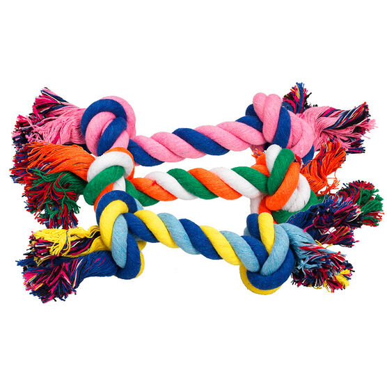 Dog Rope Chew Toy - Assorted