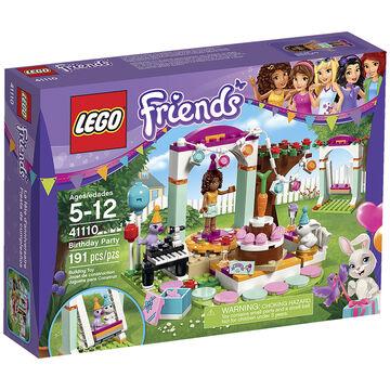 Lego Friends - Birthday Party