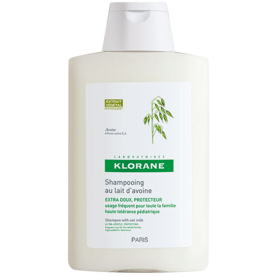 Klorane Gentle Shampoo with Oat Milk - Ultra Gentle Protecting - 200ml
