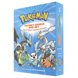 Pokemon Pocket Comics Gift Set