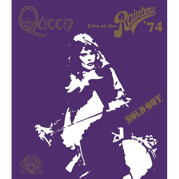 Queen: Live at the Rainbow '74 - DVD