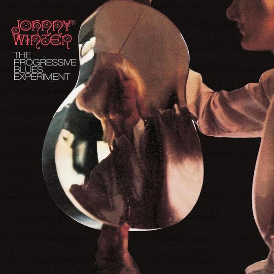 Johnny Winter - The Progressive Blues Experiment - CD
