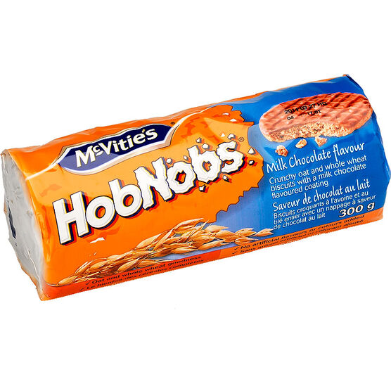 McVitie's Chocolate Coated Hob Nobs - 300g