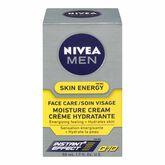 Nivea for Men Skin Energy Moisturizing Cream Q10 - 50ml